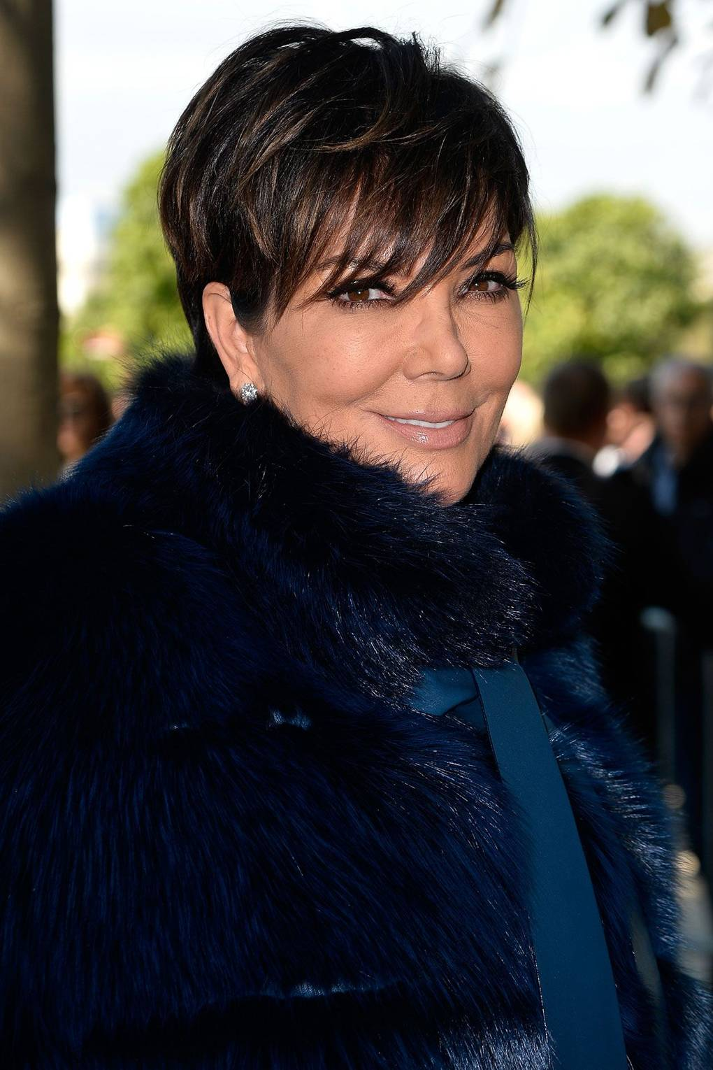 Kris Jenner Shares Throwback Photo Of Kim Kardashian Before Fame