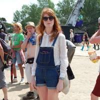 Amy Edmondson, Glastonbury Festival