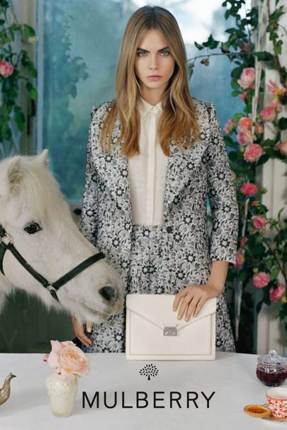 f8eb52e8eb With no LFW show for Mulberry this season following the departure of Emma  Hill
