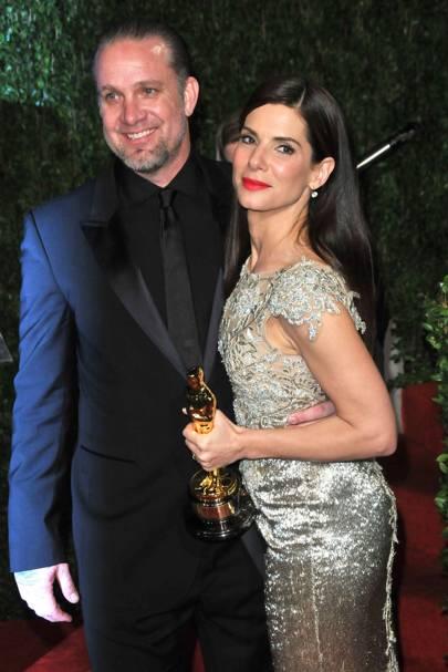 Sandra Bullock & Jesse James
