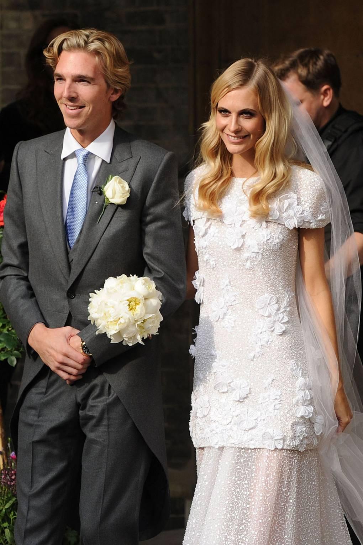 Delevingne poppy bans instagram at her wedding photo