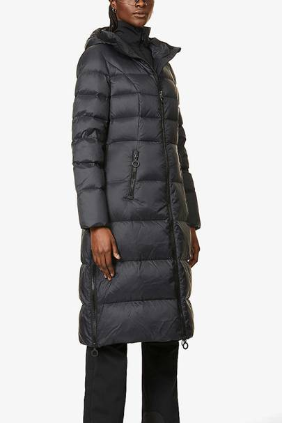 Duvet coat Selfridges