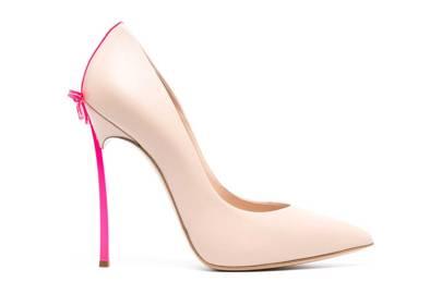 Best heels: Casadei heels