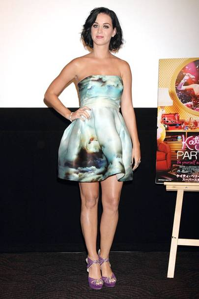 DON'T #9: Katy Perry at the Part Of Me Tokyo film premiere, September