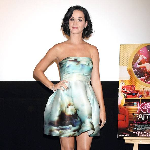 Katy Perry 39 S Changing Style And Fashion Celebrity Fashion Glamour Uk