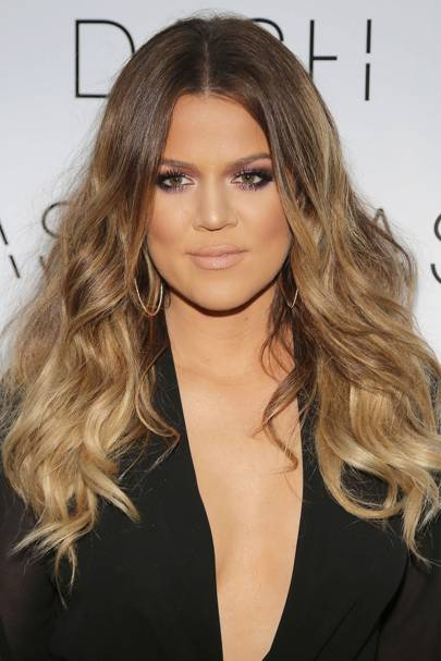 Khloe Kardashian hair - best beauty & makeup looks 2018 ...