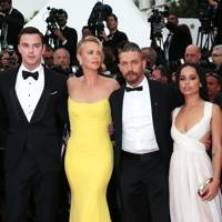 Nicholas Hoult, Charlize Theron, Tom Hardy and Zoe Kravitz