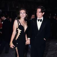Hugh Grant & Liz Hurley