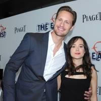 June: Ellen Page & Alexander Skarsgard