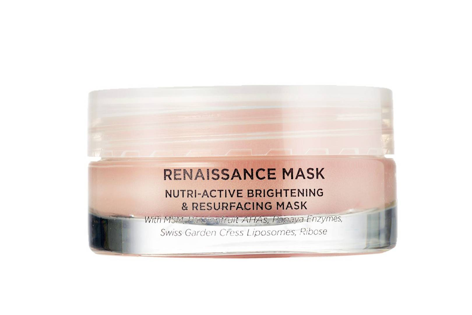 The Body Shop Himalayan Charcoal Purifying Glow Mask Is A Huge Best
