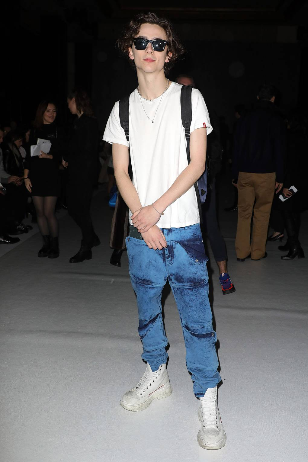 Timothee Chalamet S Best Outfits That Made Him Fashion S Favourite New Muse Glamour Uk