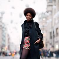 Monique Sterling, Model