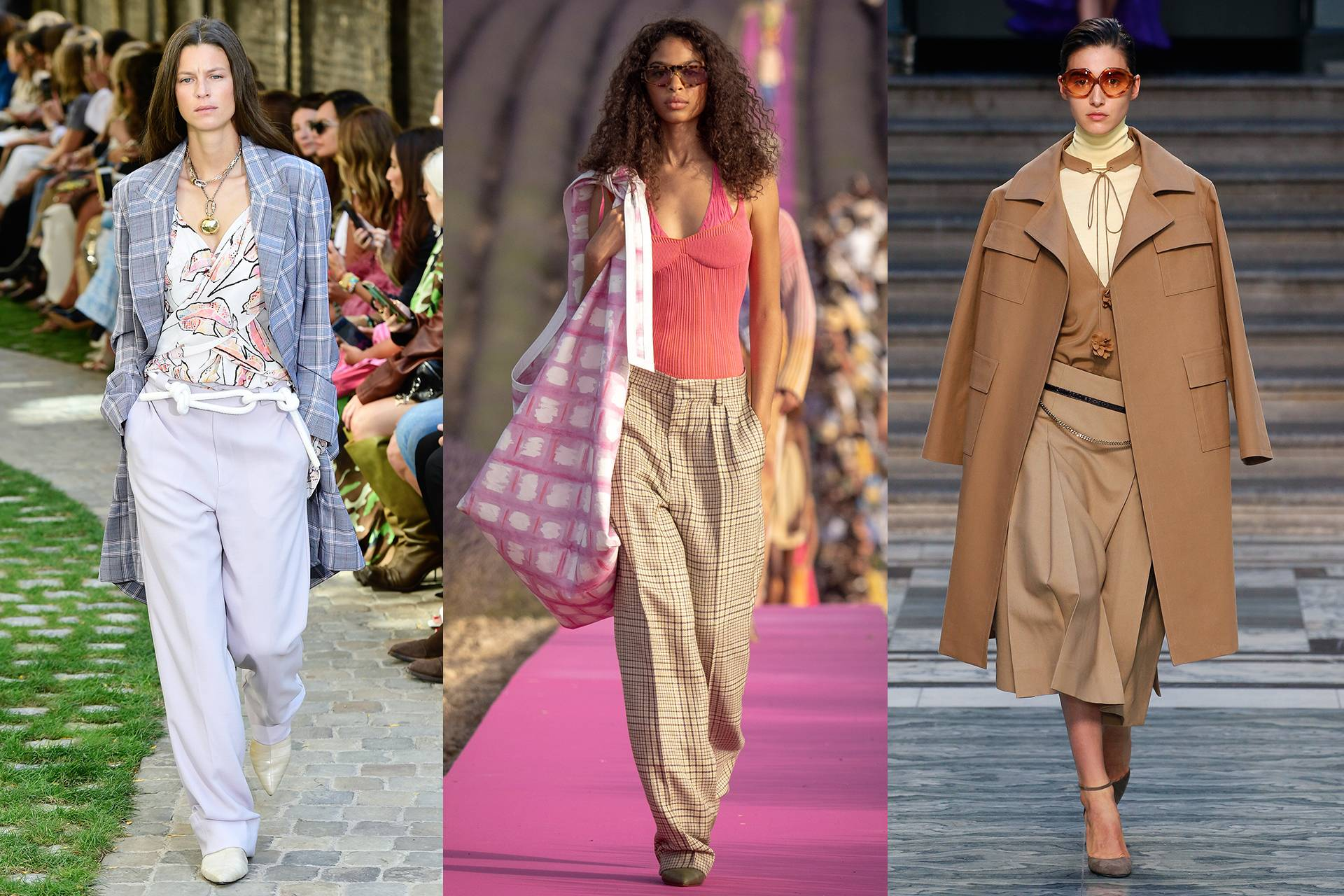 Spring Summer 8 Fashion Trends: Looks & How To Wear Them