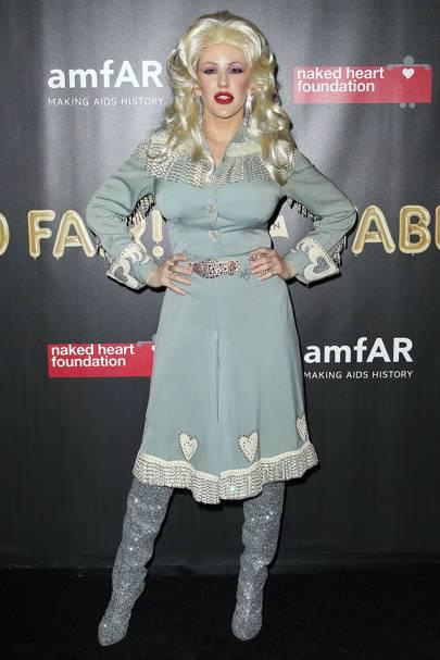 Ellie Goulding as Dolly Parton