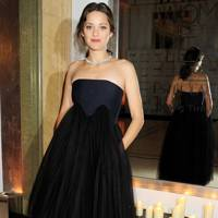 DO #9: Marion Cotillard at an event at Claridge's Hotel, November
