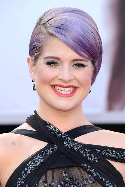 Best 'Dare to be Different' Moment: Kelly Osbourne
