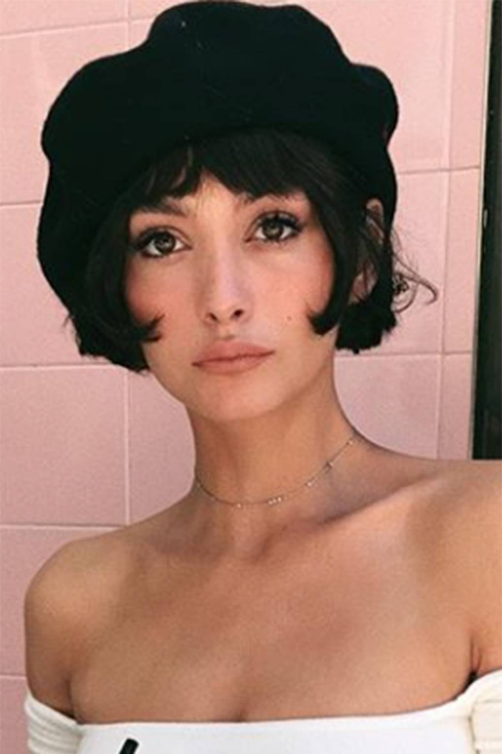 The French Bob Hair Trend Is A Cheekbone Skimming Hairstyle Glamour Uk
