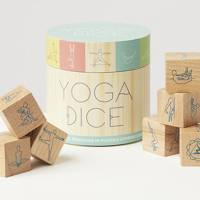 Best Yoga Gifts: The yoga dice