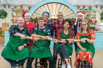 The Great Festive Bake Off