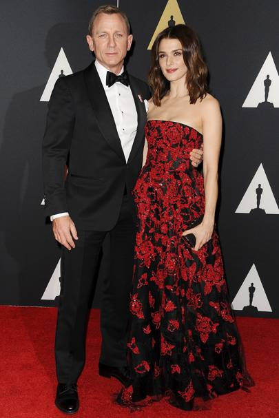 3. Rachel Weisz and Daniel Craig