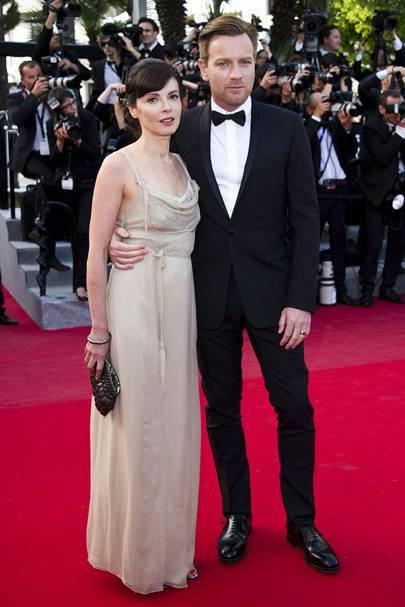 Ewan McGregor & Eve Mavrakis