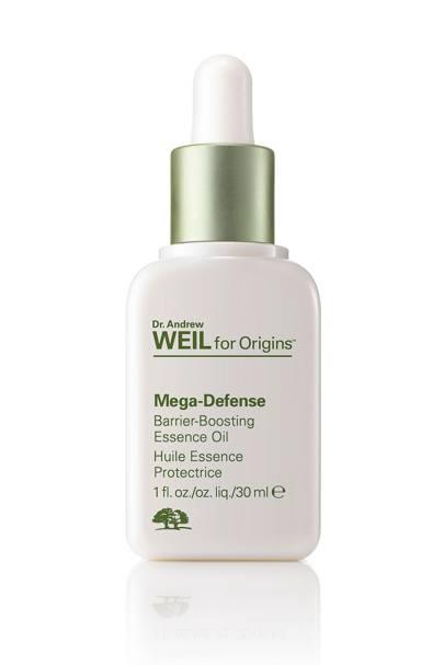Dr Andrew Weil for Origins Mega-Defense Barrier-Boosting Essence Oil, £39