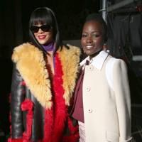 Rihanna & Lupita Nyong'o