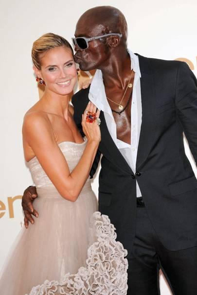 Heidi Klum & Seal Break-Up