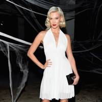 Karlie Kloss as Marilyn Monroe