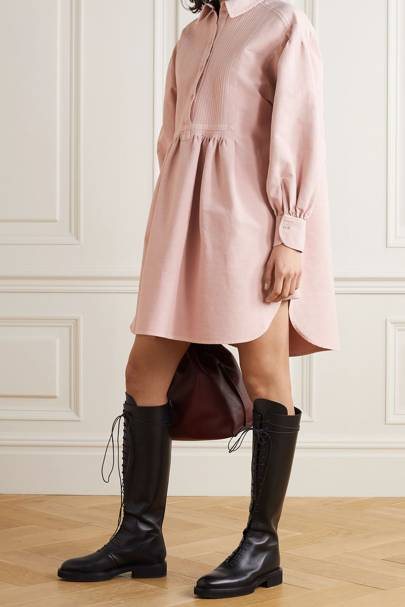 Best Pink Shirt Dress - See by Chloe