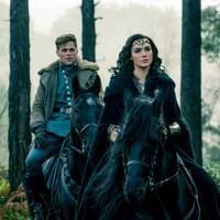 Diana and Steve from Wonder Woman