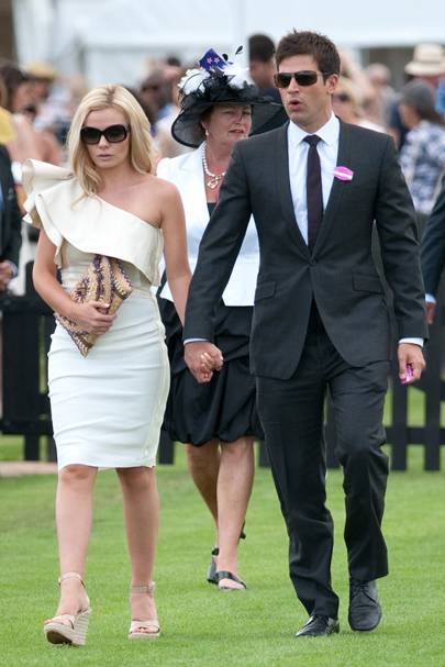 Katherine Jenkins & Gethin Jones