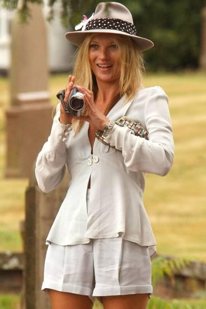 Kate Moss, 2006