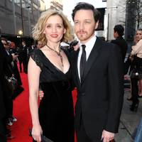 May: James McAvoy and Anne-Marie Duff