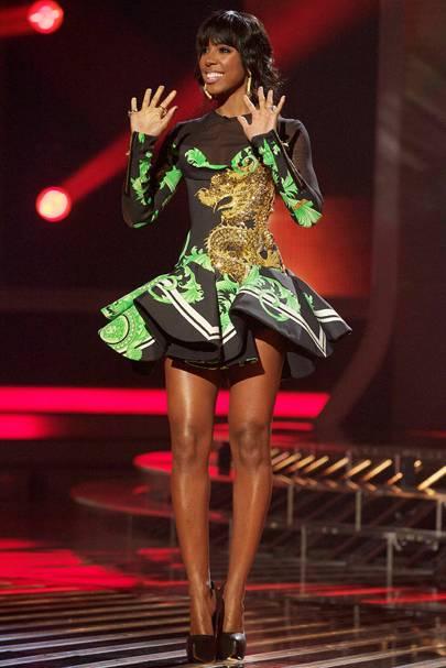 Week 1, Saturday - Kelly Rowland