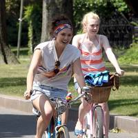How was it working with Dakota Fanning for Very Good Girls?