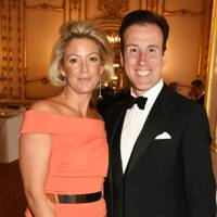 Anton Du Beke and Hannah Summers