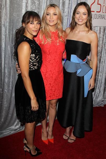 Rashida Jones, Kate Hudson & Olivia Wilde