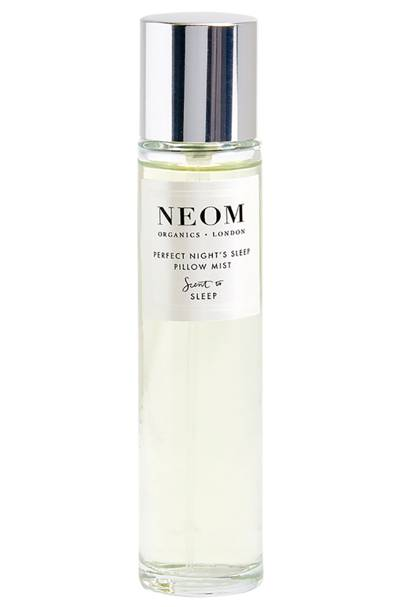 Best NEOM products: the pillow spray