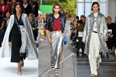 5. METALLIC LEATHER