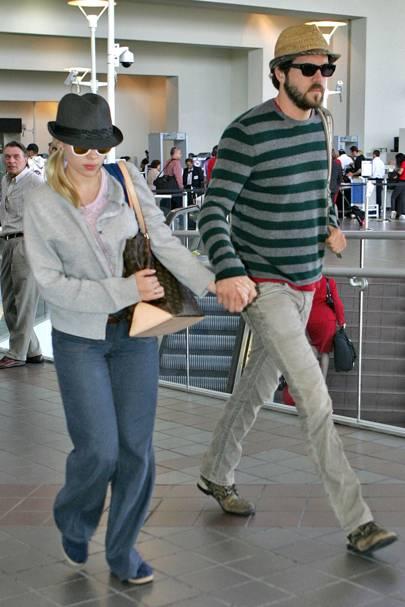 Scarlett Johansson & Ryan Reynolds