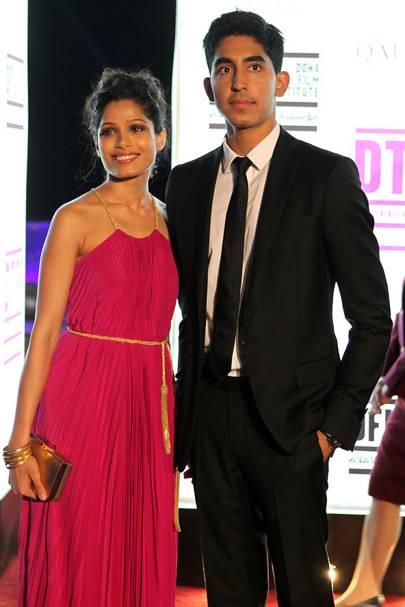 Freida Pinto opens up about why she & Dev Patel split