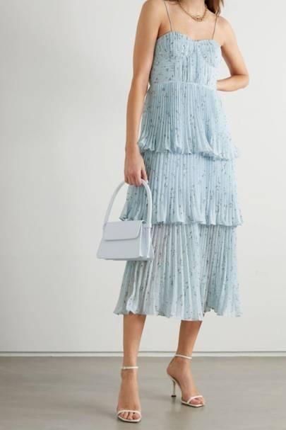 Unique bridesmaid's dresses: Net-A-Porter