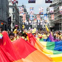 Pride Parade, July 6-7