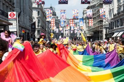 Pride Parade, July 6-7