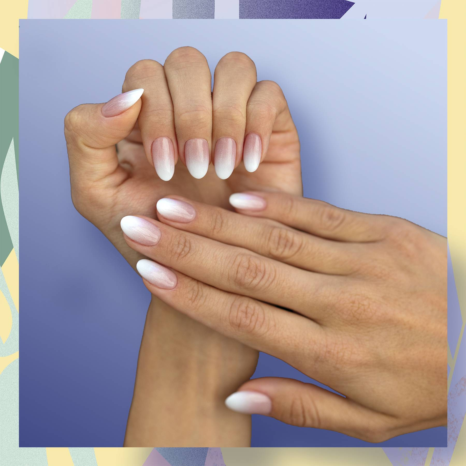 Ombré Nails: Designs & Ideas For Ombre Nail Art | Glamour UK