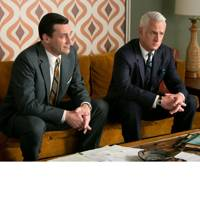 Roger Sterling - Seasons 1, 2 & 3