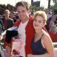 Drew Barrymore & David Arquette