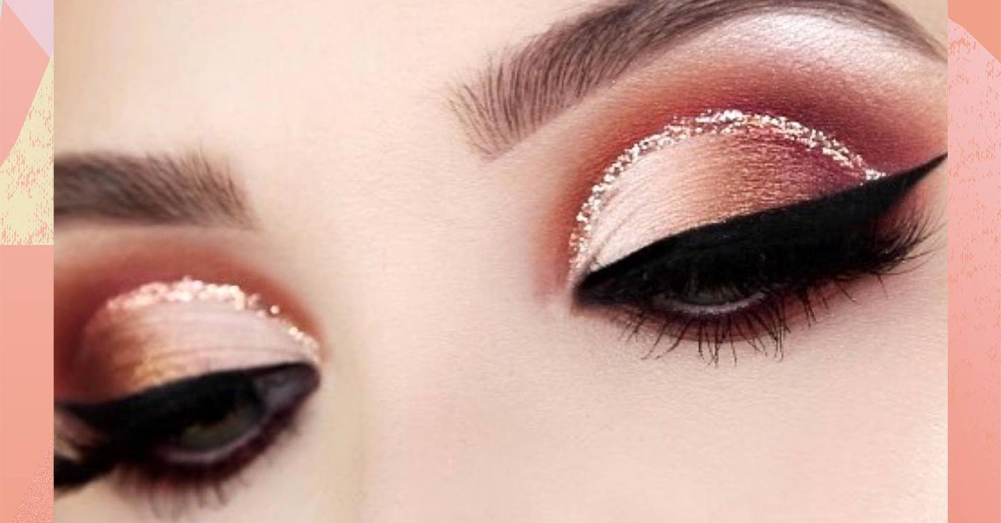 The Latest Cut Crease Trends How To Tutorial Glamour Uk