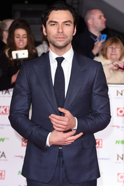 The Winner: Aidan Turner